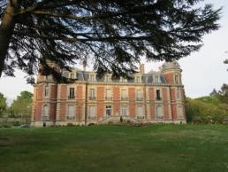 le château de Briare - ma résidence pour 6 mois