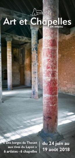 Art et chapelles en Anjou